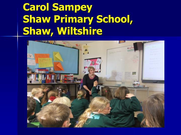 Carol Sampey