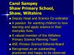 carol sampey shaw primary school shaw wiltshire1
