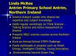 linda mckee antrim primary school antrim northern ireland1