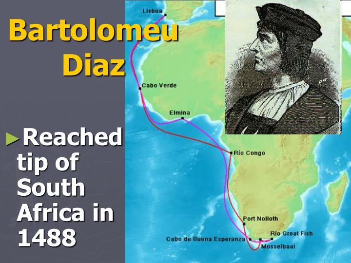 Bartolomeu Diaz