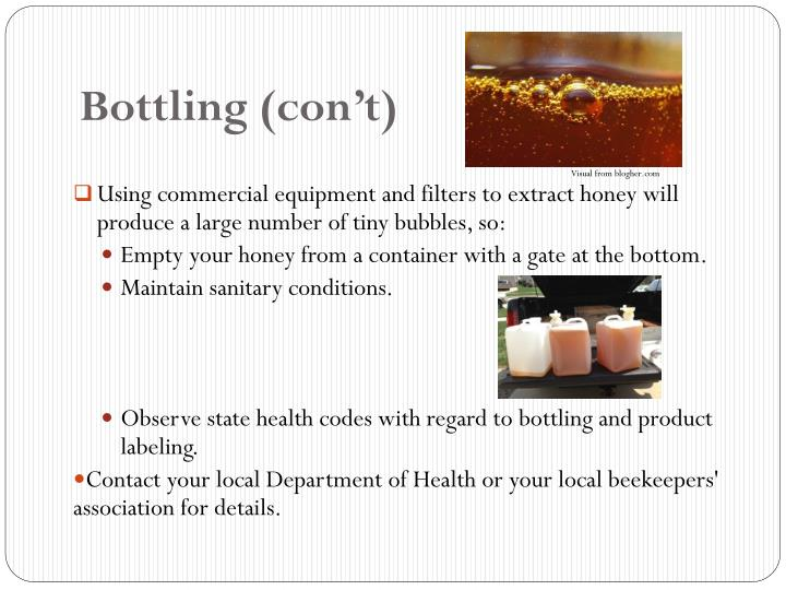 Bottling (