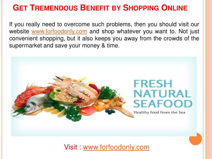 Get tremendous benefit by shopping online2