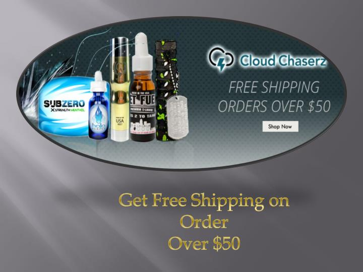 Get Free Shipping on Order