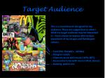 target audience1