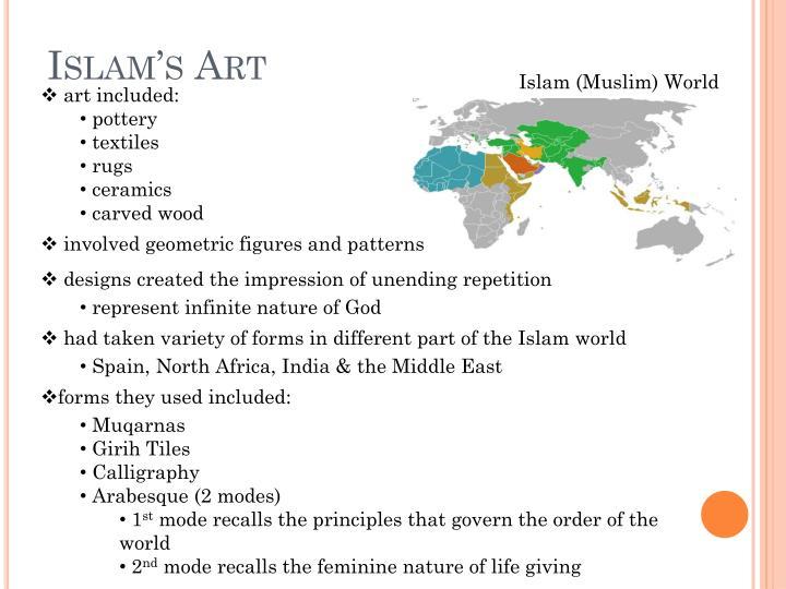 Islam's Art