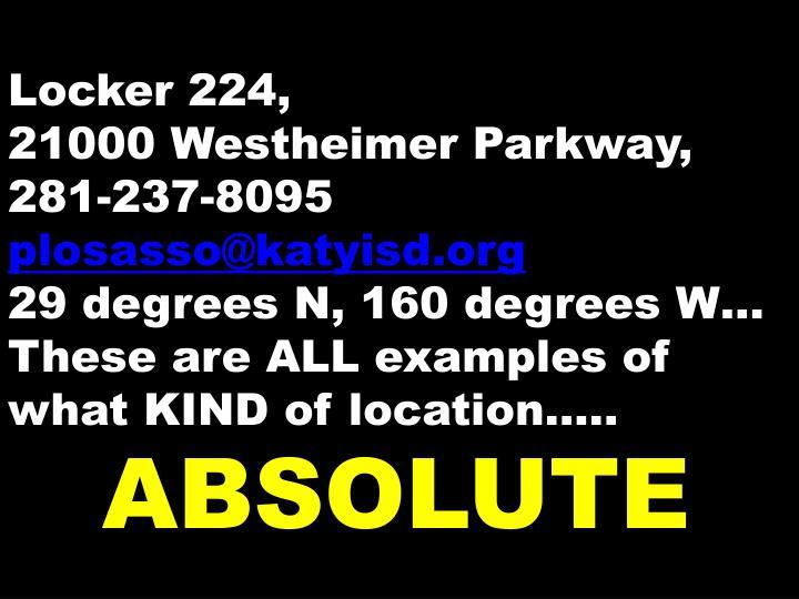 Locker 224,