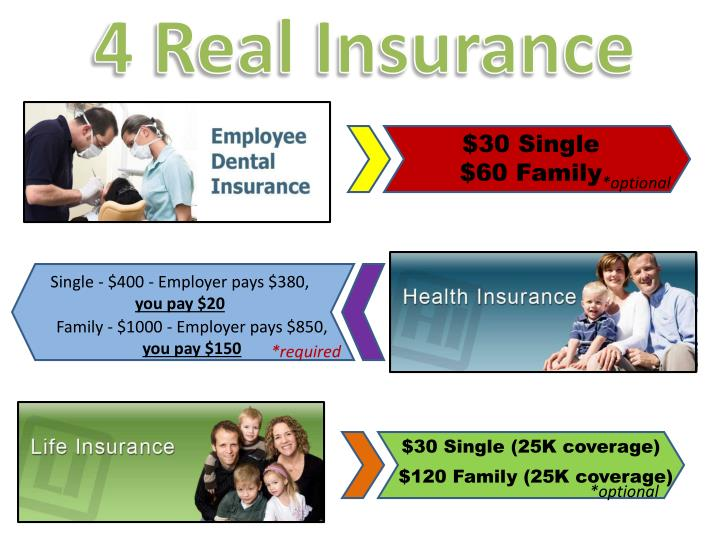 4 Real Insurance