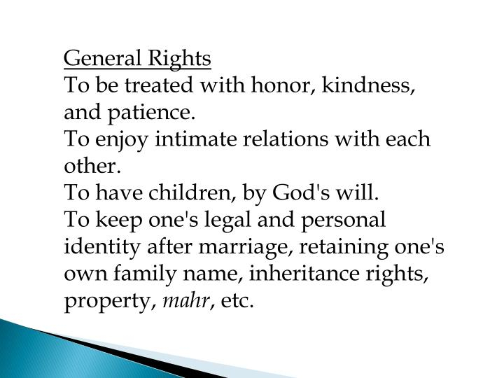 General Rights