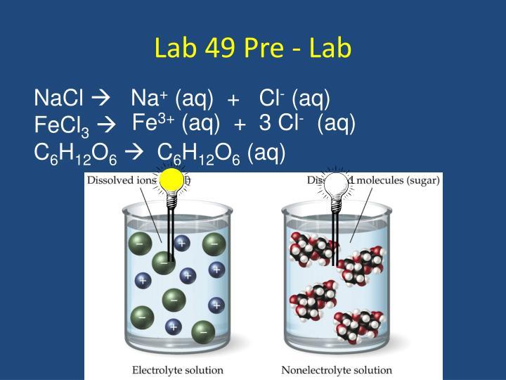 Lab 49 Pre - Lab
