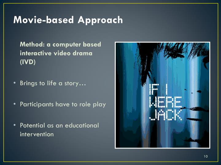 Movie-based Approach