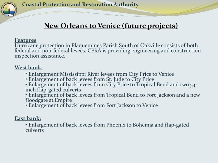 Coastal Protection and Restoration Authority