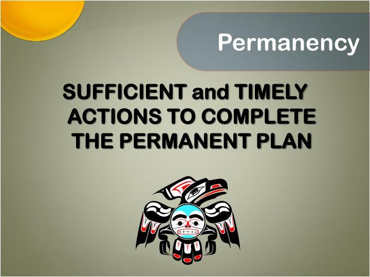 Permanency