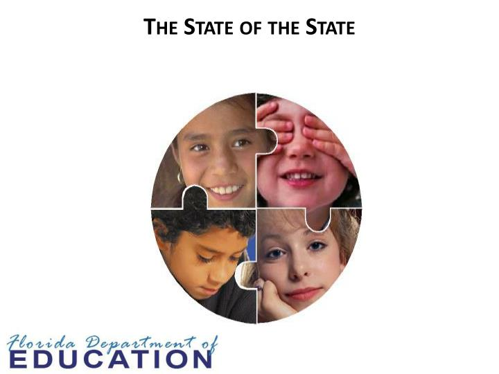 The State of the State