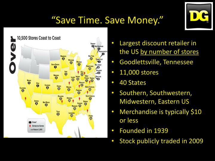 """Save Time. Save Money."""