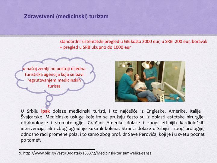 Zdravstveni (medicinski)