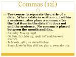 commas 12l
