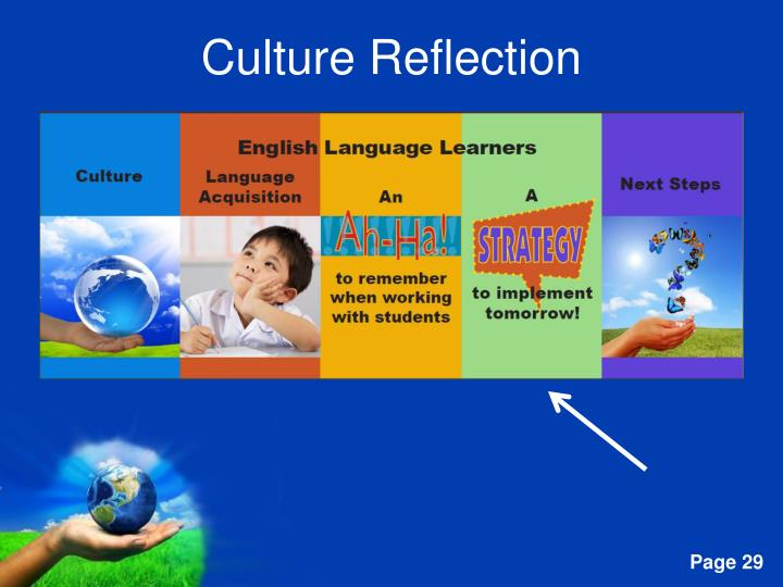 Culture Reflection