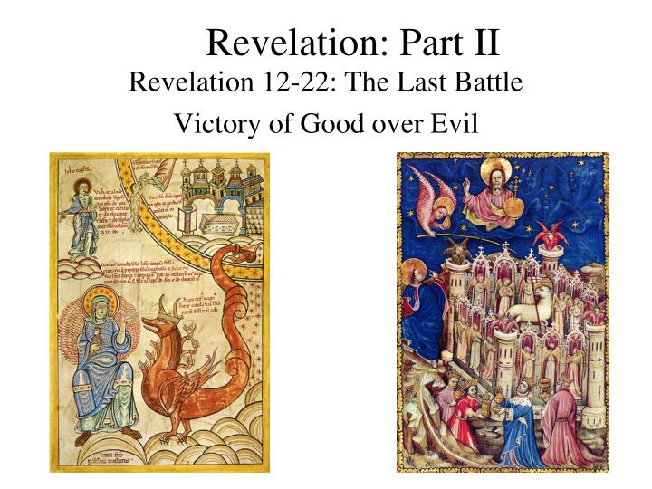 Revelation: Part II