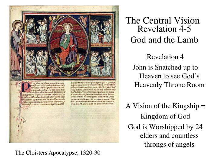The Central Vision