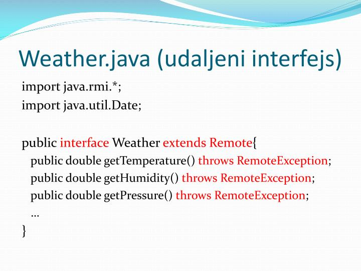 Weather.java (