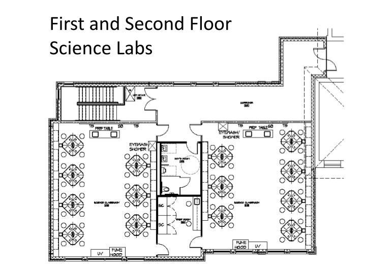 First and Second Floor