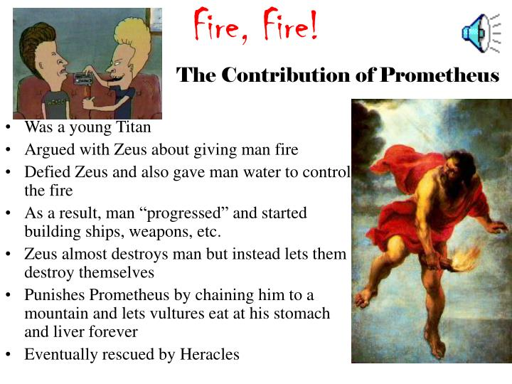 Fire, Fire!