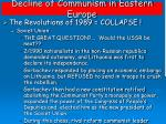 decline of communism in eastern europe2