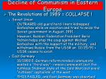 decline of communism in eastern europe3