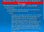 decline of communism in eastern europe4