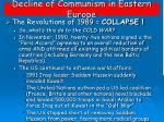 decline of communism in eastern europe5