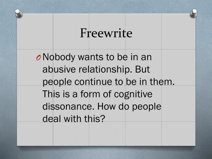 Freewrite