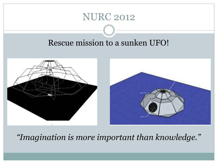 NURC 2012