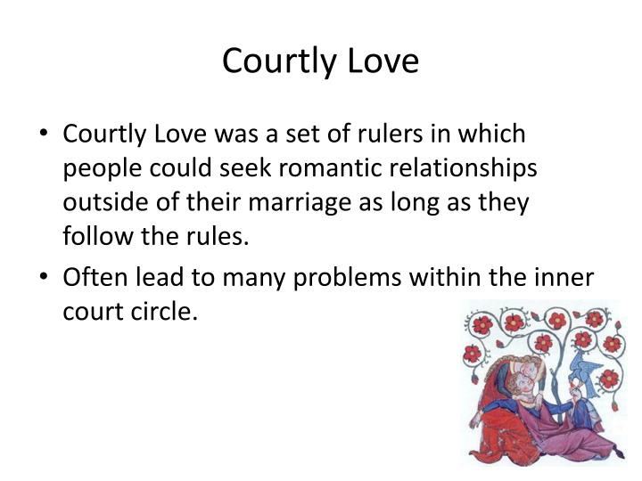 Ppt King Arthur Courtly Love And Chivalry Powerpoint
