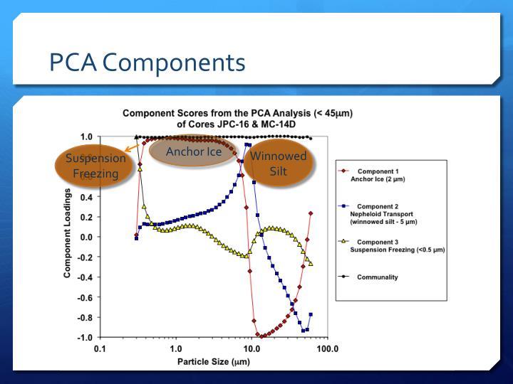 PCA Components