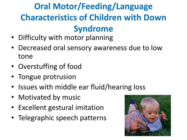 Ppt jill rabin m s ccc slp l ibclc pediatric speech for Oral motor speech therapy