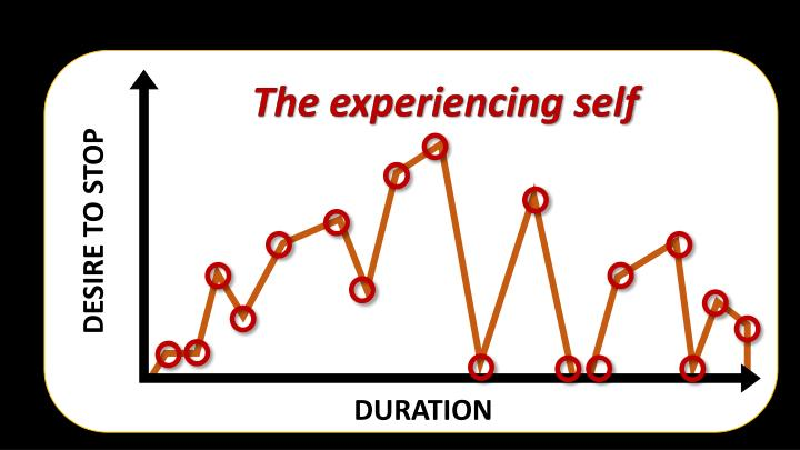The experiencing self