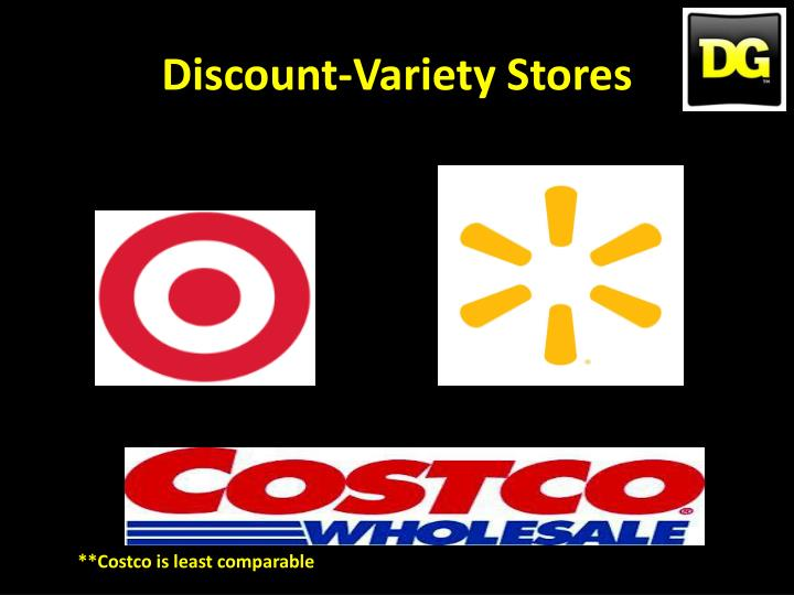 Discount-Variety Stores