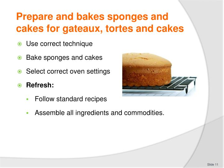 Gateaux Tortes And Cakes Recipes