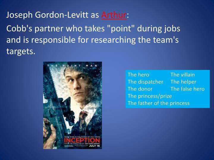 Joseph Gordon-Levitt as