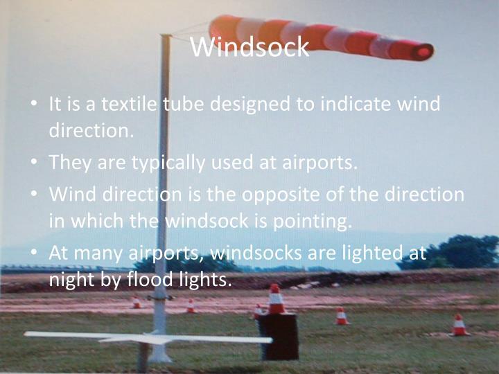 Windsock