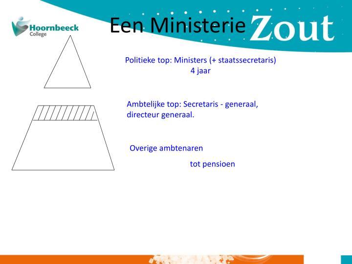 Een Ministerie