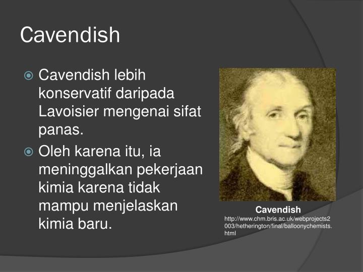 Cavendish