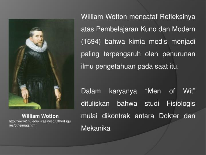 William Wotton