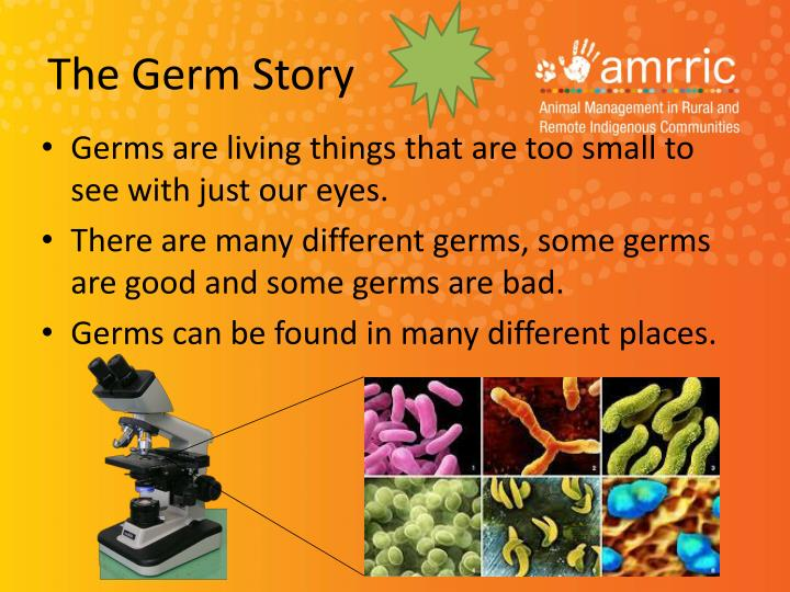 The Germ Story