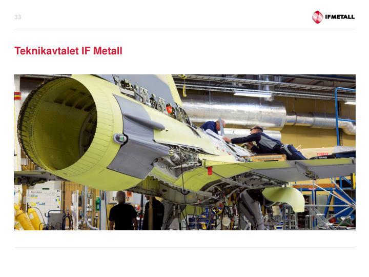 Teknikavtalet IF Metall