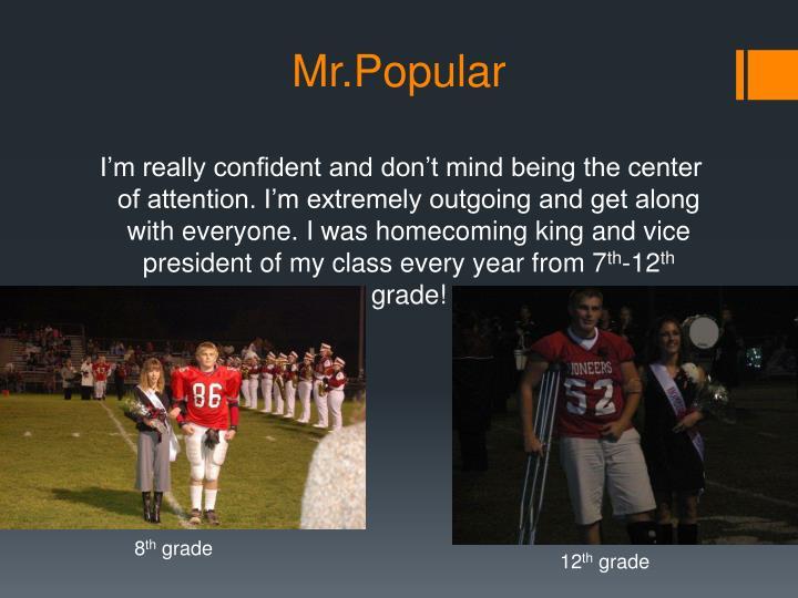 Mr.Popular
