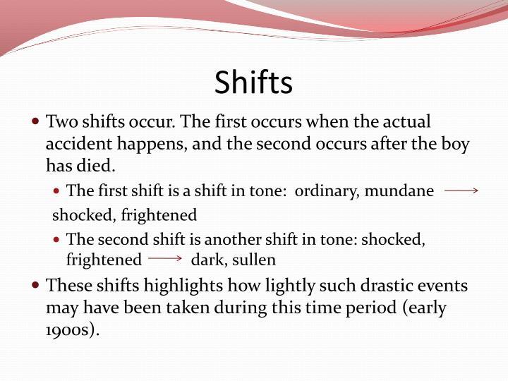 Shifts