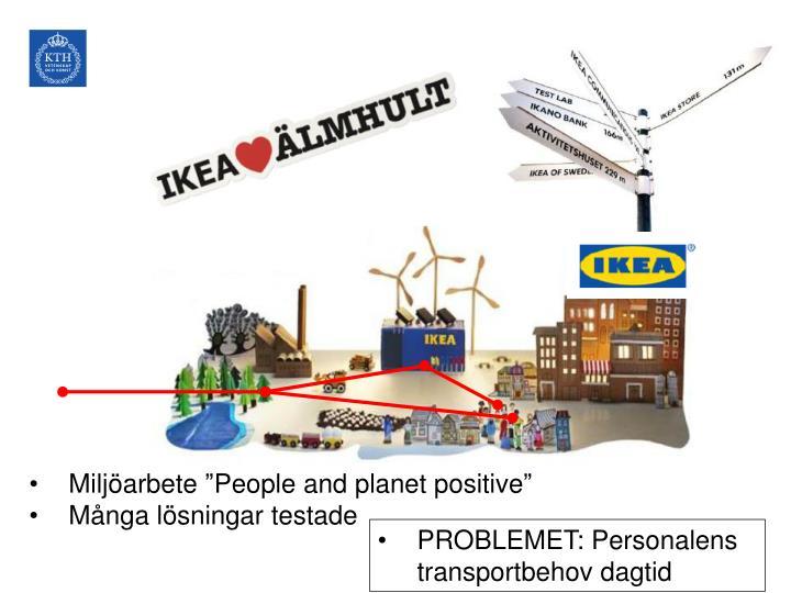 Miljöarbete