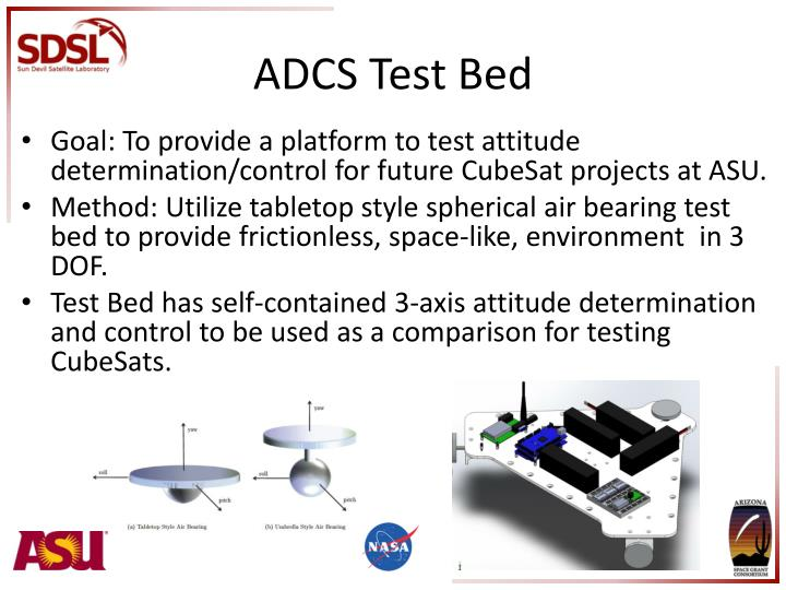 ADCS Test Bed