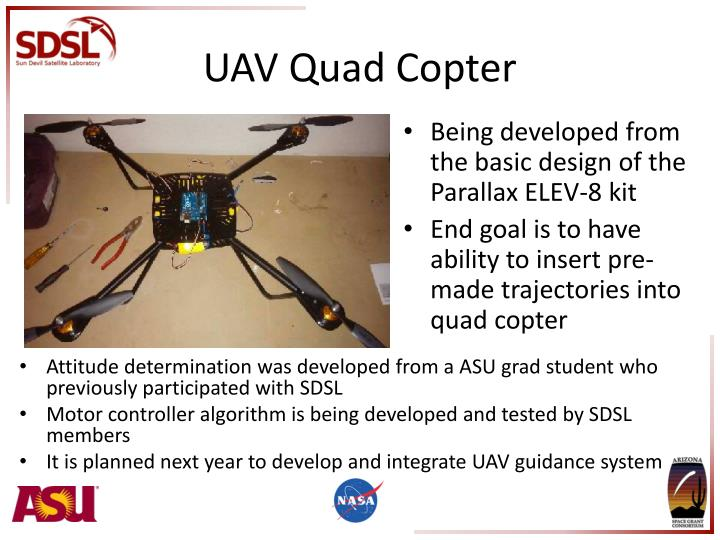 UAV Quad Copter